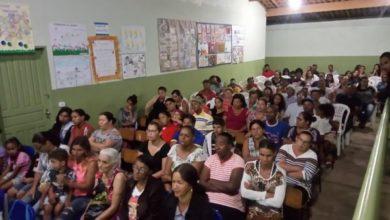Combate às drogas e violência é tema de encontro da Escola Municipal Juiz Dr. Antônio Hélder Thomaz